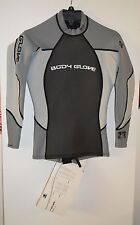 Body Glove 1mm Matrix 5140 0EA4 Shirt Comp XS Wet Suit Grey