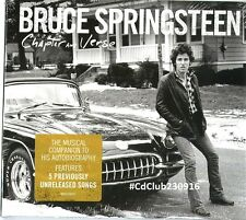 Bruce Springsteen - Chapter and Verse CD (new album/sealed)