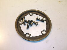 P50 Little Honda 50 Drive Hub Lock Plate & Bolts 1967 1968 50cc Moped