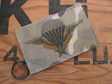 Patch VELCRO - brevet PARA METRO COLO FRANCE TAP GCP parachutiste US MULTICAM