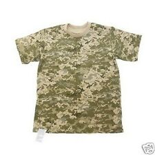 NEW RUSSIAN UKRAINIAN ARMY MILITARY CAMO T-SHIRT UNIFORM Pixel ALL SIZES