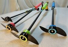 AMAZING PADDLE,RAFT,KAYAK,TUBE,BOAT,FLYFISH,CANOE,PONTOON,DRILL PWRD TROLLER!+^