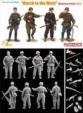 o Dragon 6703 - 'March to the West' (Western Front, 1940) - Scala 1/35