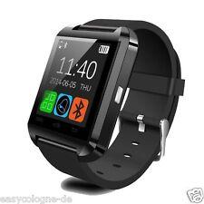 Aipker-U8 SmartWatch Armband Uhr für Android Black /  Schwarz  Bluetooth