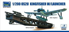Riich Models RS20003 1/200 OS2U-3 Kingfisher w/Launcher (2pcs)