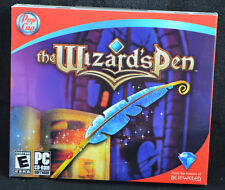 The Wizard's Pen Wizards Hidden Object PC Game by PopCap Brand New/Sealed