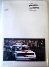 FASZINATION RENNSTRECKE BMW UND DER MOTORSPORT ROLF HEGGEN CAR BOOK
