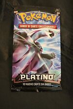 Pokemon TCG Booster Pack Platino Platinum Gioco Italian New 2009 10 cards