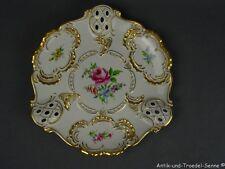 LINDNER KUEPS Sanssouci pittura a mano firmati bella vecchia GUSCIO 30 cm