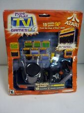 Plug it in & Play TV Games 13 Paddle Games of Atari 2600 NEW