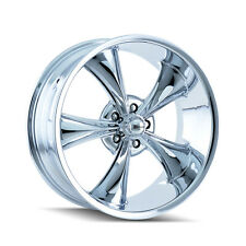 "20"" Ridler 695 Wheel Rim - Chrome 20x10 5x114.3 5x4.5 695-2165C"