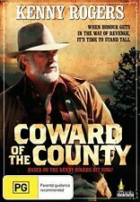 COWARD OF THE COUNTY (Kenny Rogers) -  DVD - UK Compatible - New & sealed