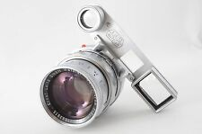 【NEAR MINT!!】Leica Summicron-DR 50mm f/2 w/Finder M Mount From Japan #1028