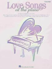 """""""LOVE SONGS AT THE PIANO"""" 28 songs of Romance"""