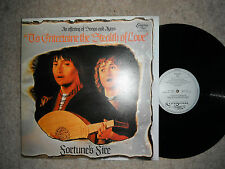 FORTUNE'S FIRE TO ENTERTAINE THE STEALTH OF LOVE RARE FOLK LP 1977 ENIGMA