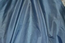 "Light Blue Tissue Taffeta, 100% Silk Fabric, 44"" Wide, By The Yard (TS-7328)"
