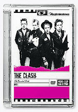 The Clash - The Essential Clash (DVD, 2008)  NEW AND SEALED