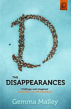 Very Good 1444722859 Paperback The Disappearances (Killables Trilogy 2) Malley,