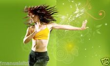 DANCE WORKOUT FITNESS EXCERCISE GET FIT STREETDANCE CARDIO WEIGHT FAT LOSS DVD