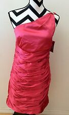 Junior's TRIXXI GIRL rose pink party evening dress NWT $69 size 9 #8
