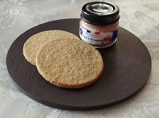 "Original Welsh Pizarra 15 Cm (6 "") Plato Mantel Queso, Tortas, Chocolates"