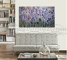 "NO Frame/Pure Hand-painted Canvas Oil Painting Art ""Flowers & Plants""  81513722"
