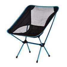 Portable Folding Camping Stool Chair Seat+Backpack  for Fishing Picnic BBQ Beach