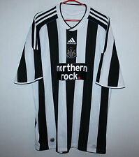 Newcastle United England home shirt 09/10 Adidas Size XL
