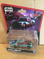 DISNEY CARS DIECAST Star Wars - Chick Hicks As Boba Fett - Combined Postage