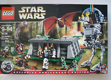 Lego Star Wars Episode IV-VI The BATTLE OF ENDOR 8038 New in Box Factory Sealed