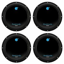 "4) PLANET AUDIO AC10D 10"" 6000W Power Car Audio Subwoofers Power Subs Woofers"