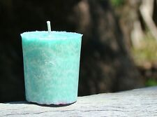 8 X VICKS VAPOUR RUB VOTIVE Candles SINUS COLD & FEEL GOOD FRAGRANCE total 160hr