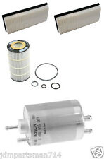 Mercedes Benz Tune Up Filter Kit  Air-Oil-Fuel Filters S500     2000-2006