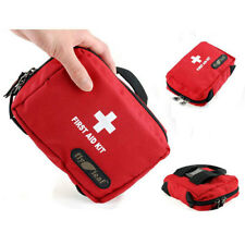 Red Outdoor Sports Camping Home Medical Emergency Survival first aid kit bag