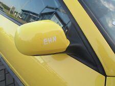 el. Außenspiegel rechts Audi A3 8L imolagelb LY1C Spiegel gelb
