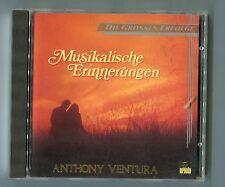Anthony Ventura cd MUSIKALISCHE ERINNERUNGEN ©1984 Sanyo Japan 16-tr 610 212-222