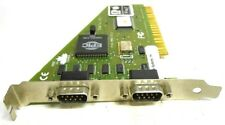 KOUTECH SYSTEMS DUAL SERIAL PCI ADAPTER CARD, I/0 FLEX, 310225-30249, KS304481