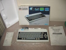 SEGA SK 1100 KEYBOARD SG 1000 COMPLETO RARO!MINT CONDITION!