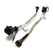 AC DC POWER JACK HARNESS SOCKET FOR SONY VAIO VPCF2 VPC-F2 V081 603-0001-7376_A