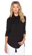 Free People Drippy Cowl Neck Kristina Thermal Tunic Top Women's Sz M Or S