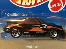 HOT WHEELS 1997 UK SC Short Card Racing PORSCHE 911 CARRERA EUROPE EXCLUSIVE
