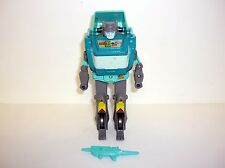 TRANSFORMERS KUP Vintage G1 Action Figure METAL / COMPLETE 1986