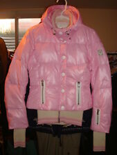 SMALL XS FINNI D DOWN BOGNER WOMENS SKI SNOWBOARD JACKET COAT SNOW WINTER WARM