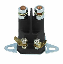 Solenoid Switch Ride On Lawnmower Tractor 4 Pole Fits MTD