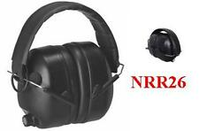 Electronic Earmuff Hearing Protector 26NRR - Shooting!  HIGH NRR RATING!!!!!