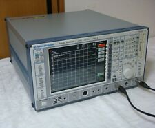 Rohde&Schwarz FSIQ3 K10/K11/B4/B5/B8 20Hz-3.5GHz Spectrum Analyzer with TG