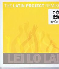 "Latin Project   Lei Lo Lai (remixes) 2 X 12"" (MAW & INCOGNITO) SEALED"