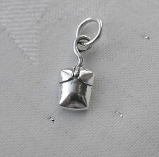 COMPUTER PC MOUSE 3D CHARMS CHARM 925 STERLING SILVER