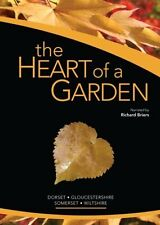 THE HEART OF A GARDEN DVD S.W. ENGLAND Narrated by RICHARD BRIERS - NEW & SEALED