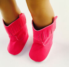 2016 cool  fashion new pink shoes for 18inch American girl doll party b386